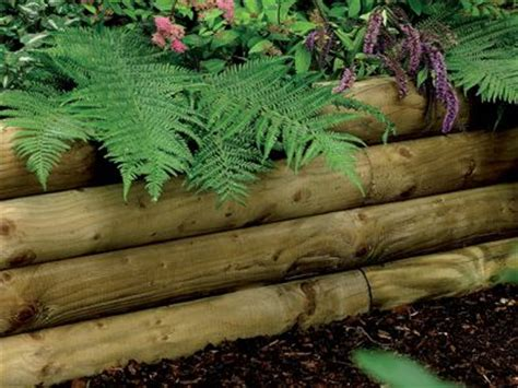 Wickes Sleepers by Creating Maintaining A Border Wickes Co Uk