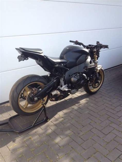 48 Ps Motorrad Abs by Fireblade Cbr1000rr Abs Streetfighter Umbau Auf Bike