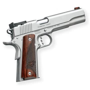 Target Ls by Kimber Stainless Target Ls Pistol Satin Stainless 45acp 6 Quot