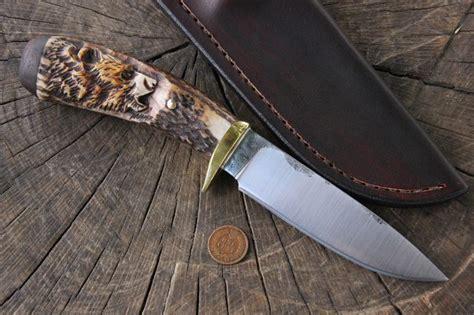 custom carving knives custom the lucas forge