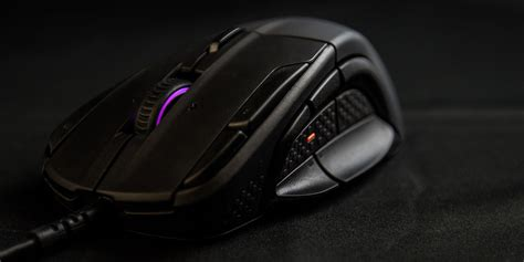 Mouse Steelseries Rival 500 steelseries releases the rival 500 multi button gaming mouse