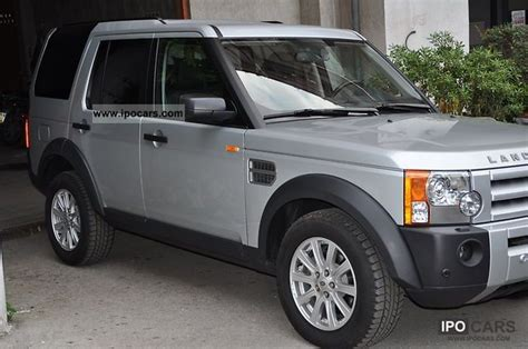 land rover discovery pickup 2008 land rover discovery 3 tdv6 hse 7 140kw automatica posti car photo and specs