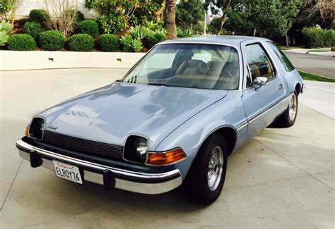 Pacer Search Login 1976 Amc Pacer Bring A Trailer