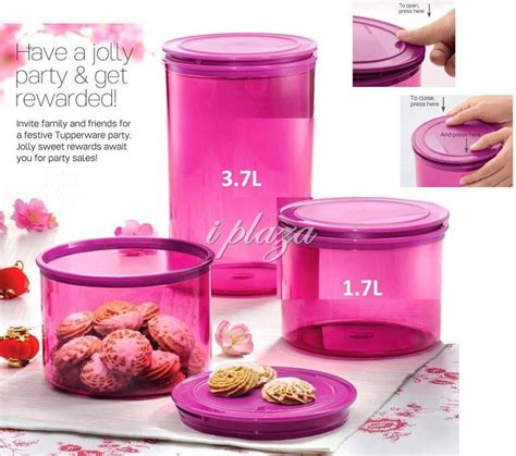 tupperware jolly keeper set 3 pc end 9 19 2018 5 15 pm