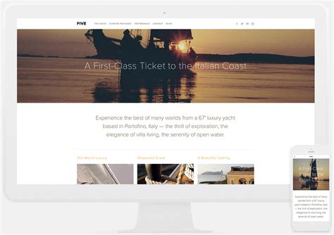 www squarespace templates using the five template help