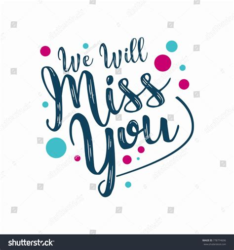 Illustrator Miss You Card Templates by Invitation Templates Leaving Choice Image