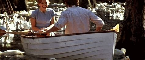 swan boats gif ryan gosling gifs find share on giphy