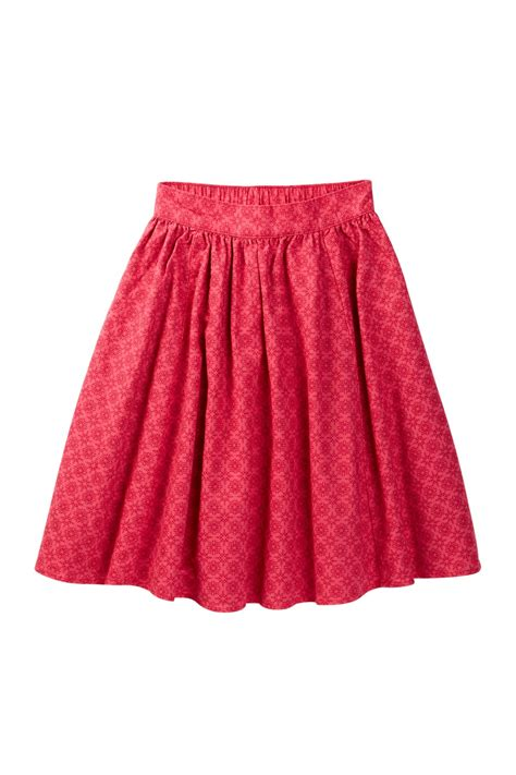 tea collection trastevere midi skirt toddler