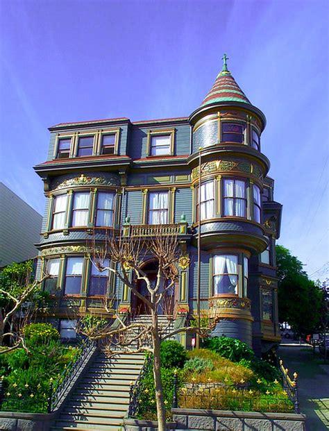 victorian house san francisco victorian architecture on pinterest historic homes
