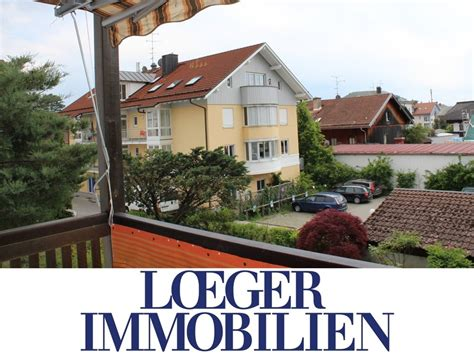 Immobilien Mietwohnung by Vermietet Zentrumslage Mietwohnung In Tutzing Loeger