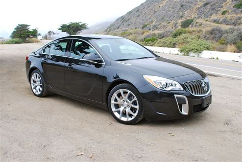 buick gs regal review a buick regal gs is an oddball choice in 2015 and