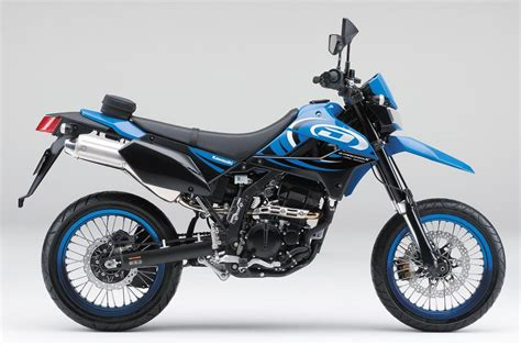 Kawasaki Traker 2011 kawasaki d tracker x photos informations articles