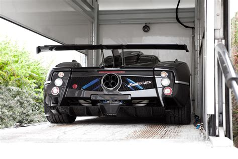 pagani history pagani zonda history reviews and specs of an icon evo
