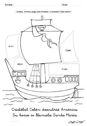 carabelas de cristobal colon para armar carabela santa mar 237 a actiludis