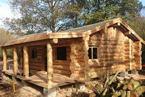 Handmade Log Cabin - building a small cabin studio design gallery best