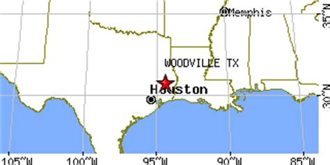 woodville texas map woodville texas tx population data races housing economy