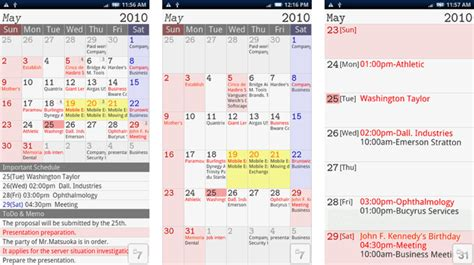 free calendar apps for android the top 8 best android apps for students one click root