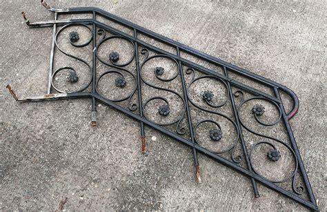marwitz antik jugendstil treppengel 228 nder 168 cm historische
