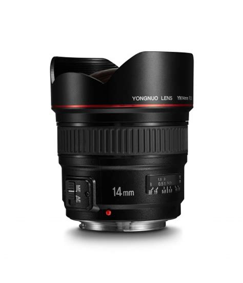Lensa Sigma Wide Angle hadir wide angle lens yongnuo yn 14mm f2 8