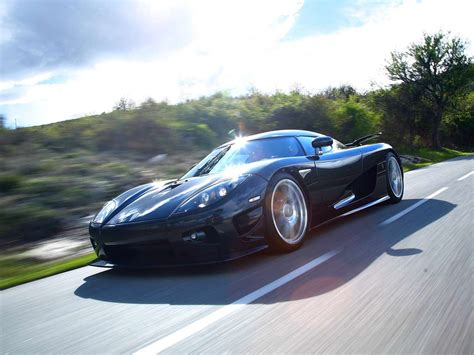 Koenigsegg Ccxr Video And Hi Res Photos Carzi