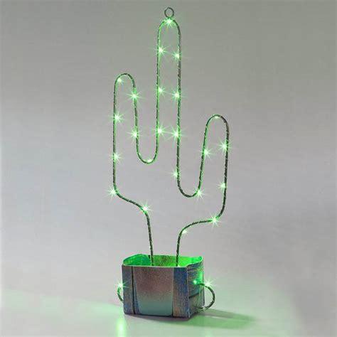 Party Camel Cuban Fiesta Large Cactus Light Cactus Lights