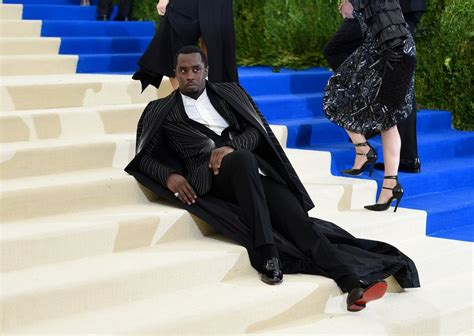 count diddy won at the 2017 met gala awesomely luvvie