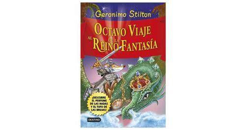 libro octavo viaje al reino doce libros que encantar 225 n a tus hijos este oto 241 o abcdesevilla es