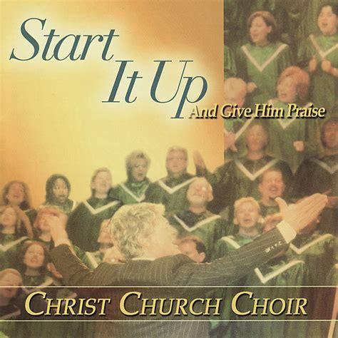 Kemeja Start Now 1185 start it up give him praise by church choir on