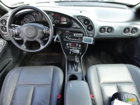 2003 Pontiac Bonneville Ssei Dark Pewter Dashboard Photo
