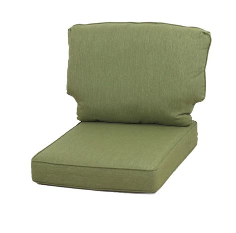 patio furniture cushion replacement ty pennington style parkside replacement patio seating cushion
