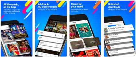 hungama music 9 1 best free music downloader apps for android legal