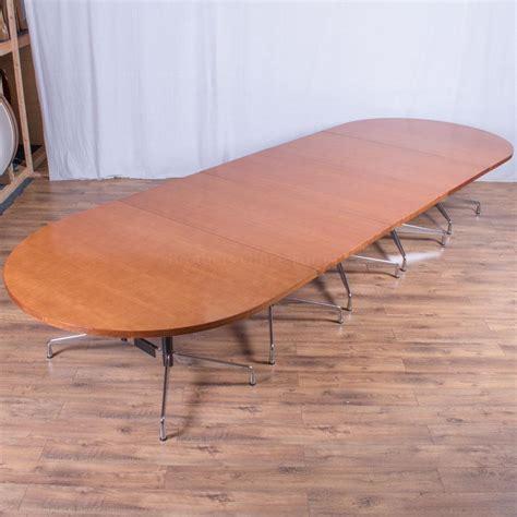 Vitra Boardroom Table Vitra Eames Cherry Veneer 4800x1600 Boardroom Table