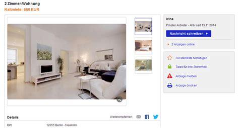 wohnung berlin ebay wohnungsbetrug 15 dezember 2014