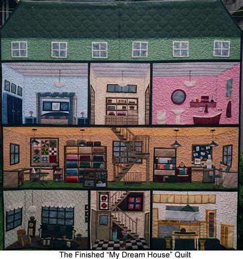 my house coverlets dollhouse quilts on pinterest house quilts doll houses