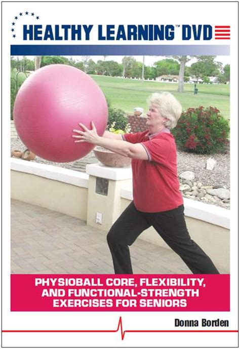 physioball core flexibility  functional strength