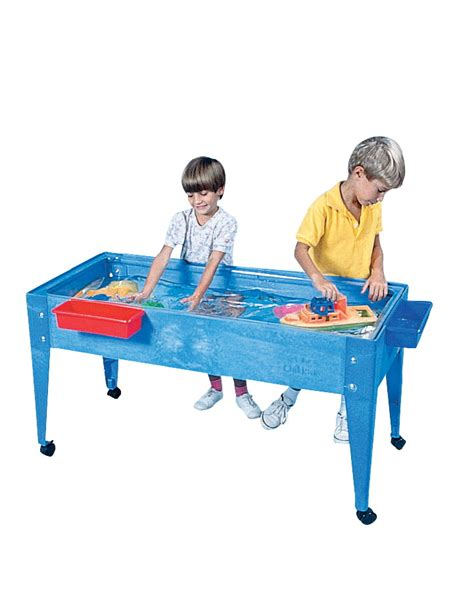 sand and water activity table school specialty marketplace