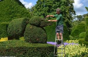 The Gardener by Time For A Haircut Gardeners At Britain S Oldest And
