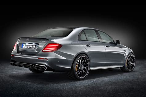 mercedes e63 suited and boosted 2017 mercedes amg e63 4matic revealed
