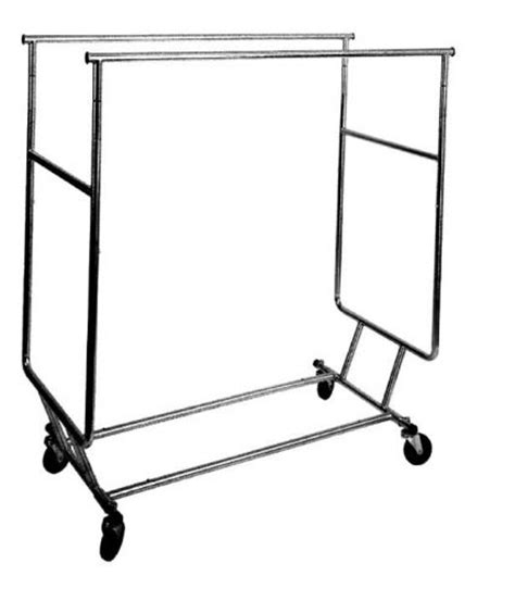 Rent Clothes Racks For Garage Sale by Triangle Rentals