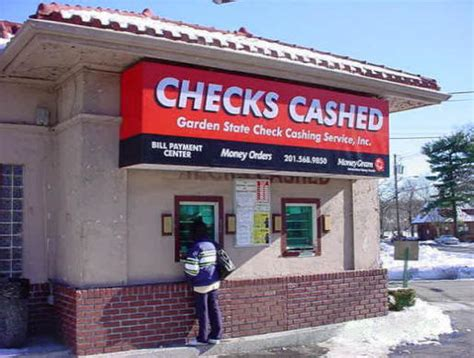 Garden State Check Cashing Lafayette Ave Englewood