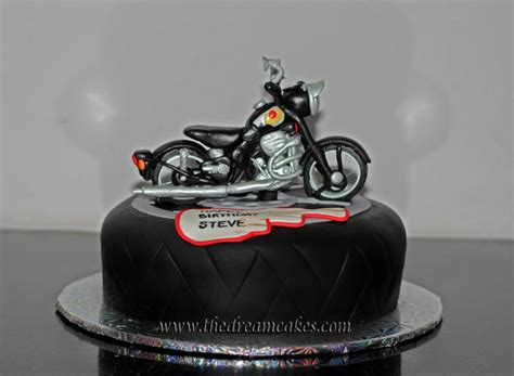 Cake Decorating Enfield by Royal Enfield Cakecentral