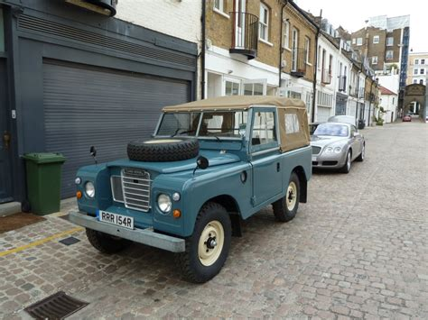 land rover series 3 1977 series 3 land rover delivered to london land