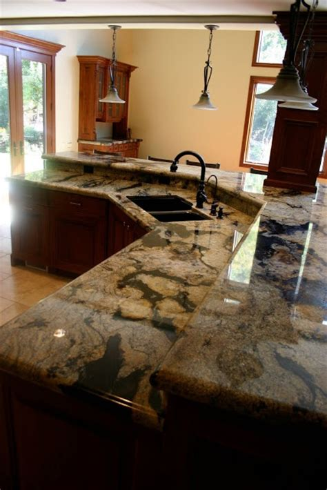 beautiful spectrus granite countertops for the home