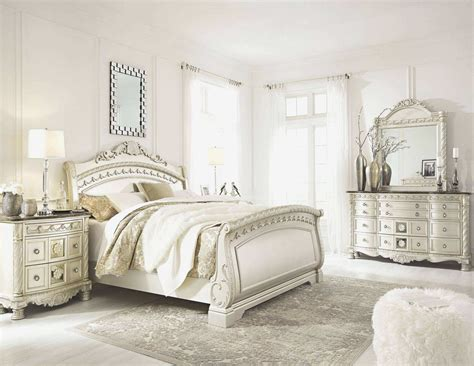 Shore Sleigh Bedroom Set by Shore Sleigh Bedroom Set Pertaining To Inviting