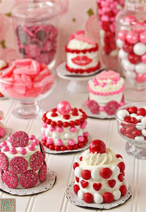 35 s day cupcake ideas one project