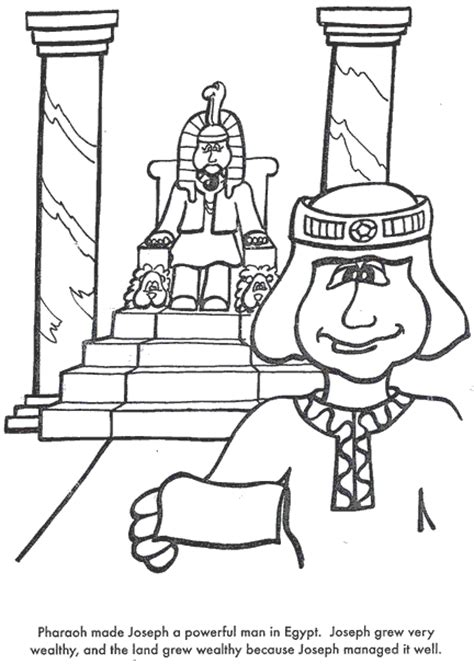 coloring pages for joseph in egypt egypt coloring pages