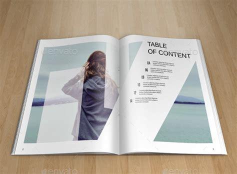 fashion brochure template download free premium