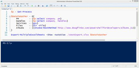 pattern repository exle dfinke importexcel powershell module to import export