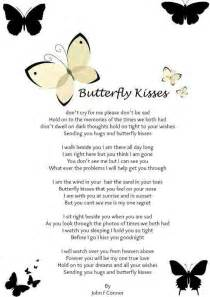 Butterfly kisses kiss and butterflies on pinterest