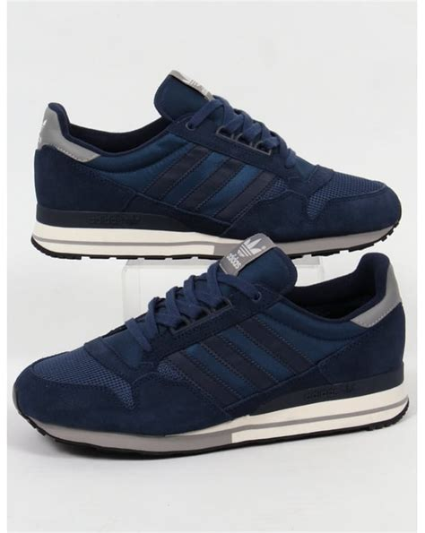 adidas zx 500 og adidas zx 500 og trainers navy white solid grey originals